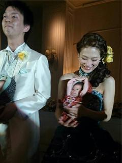 としきさん・ひろこさん-結婚