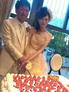 Rさん・Aさん結婚式