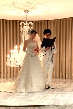 のぶとしさん・ゆいさん結婚